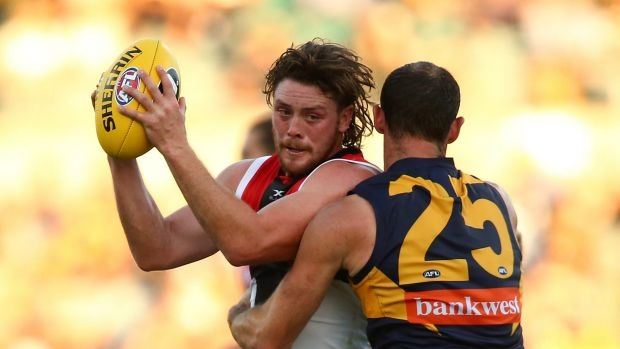 Article image for Jack Steven suffers punctured lung in loss to West Coast