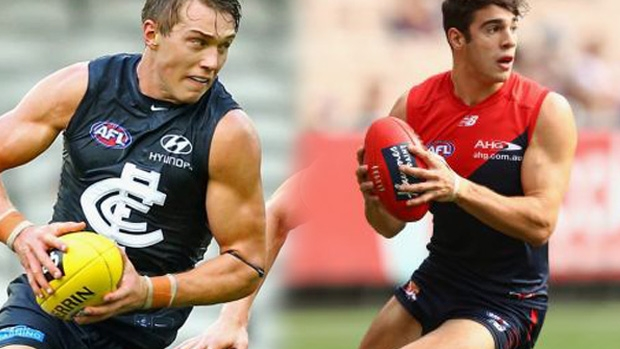 Article image for GAME DAY: Melbourne v Carlton at the MCG   3AW Radio