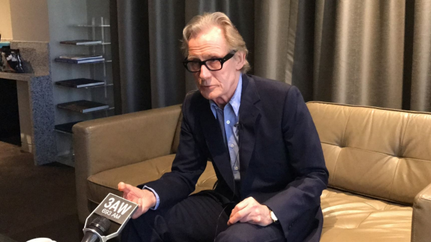 Article image for INTERVIEW: Bill Nighy is in Melbourne to promote his latest film 'Their Finest'