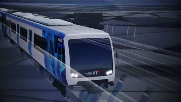 Article image for Train link to Melbourne Airport back on the agenda, with funding in federal budget