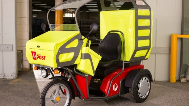 Article image for New-look Australia Post vehicles coming to Victoria