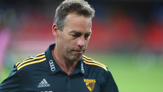 Article image for Matthew Lloyd and Tony Shaw discuss Alastair Clarkson's future