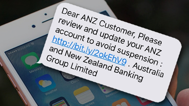 Article image for ANZ customers targeted by banking scam