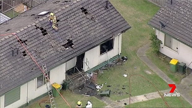 Article image for Man found dead following unit fire at Preston