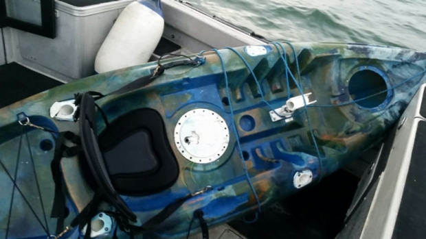 Article image for Unmanned kayak prompts Port Phillip search