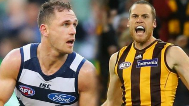 Article image for EASTER MONDAY FOOTY: Hawthorn v Geelong at the MCG | 3AW Radio