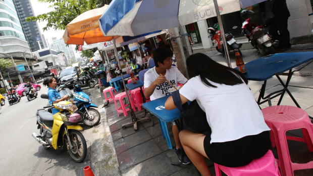 Article image for Adrian Liaw on the clean up of the Bangkok street food scene