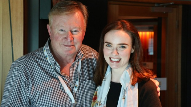 Article image for My Fair Lady star Anna O'Byrne joins Denis Walter on 3AW Afternoons