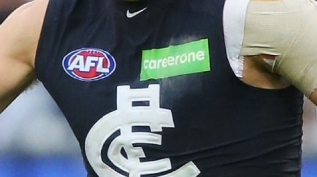 Article image for Carlton football club loses CareerOne as a sponsor