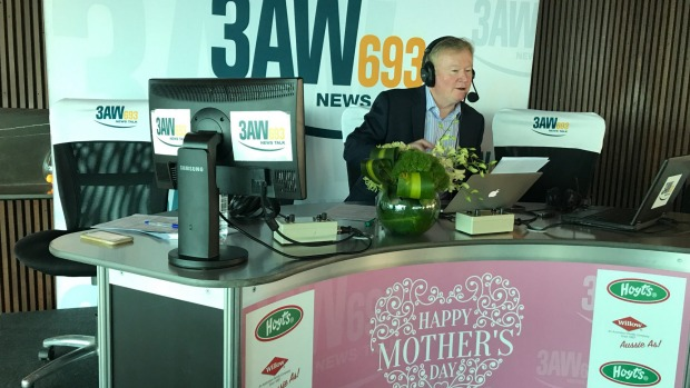 Article image for 3AW Mother's Day Lunch with Denis Walter