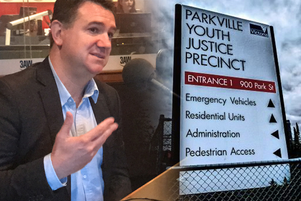 """Article image for Former Parkville principal tells 3AW the youth justice system is """"broken"""""""