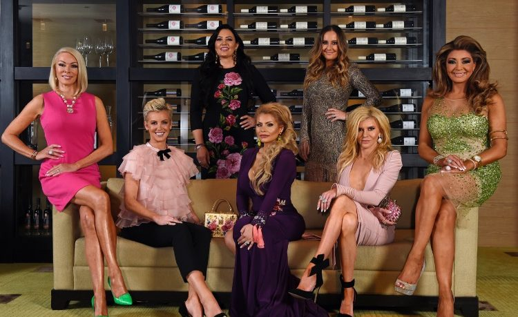Article image for I'm not plastic: The new Real Housewives of Melbourne revealed