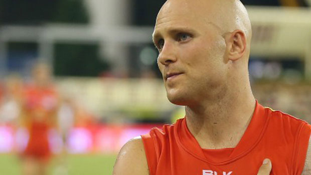 Article image for Gary Ablett to miss Saturday's clash with Melbourne