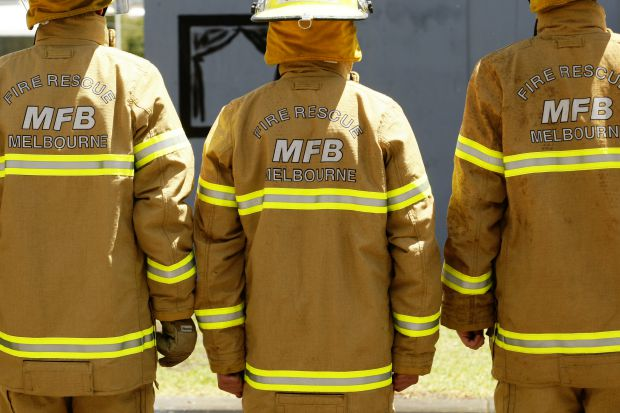 Article image for Two homes gutted in separate blazes at Campbellfield and Alphington