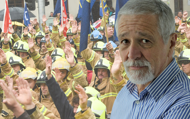 Article image for Neil Mitchell says we're 'being played for fools' by Daniel Andrews and UFU