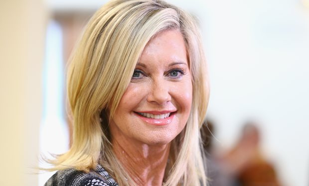 Article image for Olivia Newton-John dons disguise for treatment at her own wellness centre