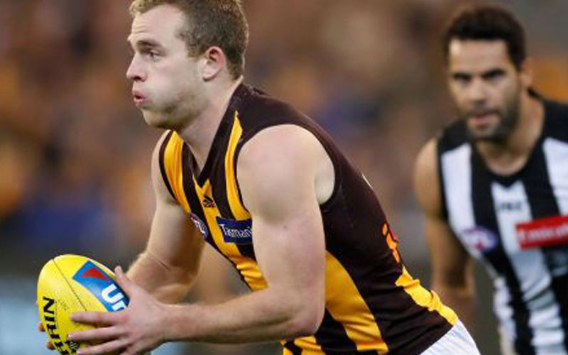 Article image for Gerard Healy has a crack at Tom Mitchell's critics
