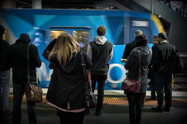 Article image for The bold plan to get trains running every 10 minutes in Melbourne