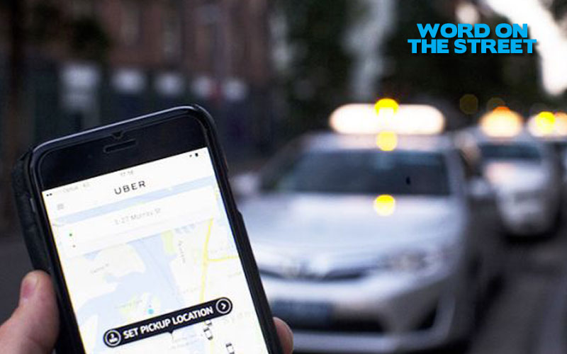 Article image for WORD ON THE STREET: Uber fares about to increase…