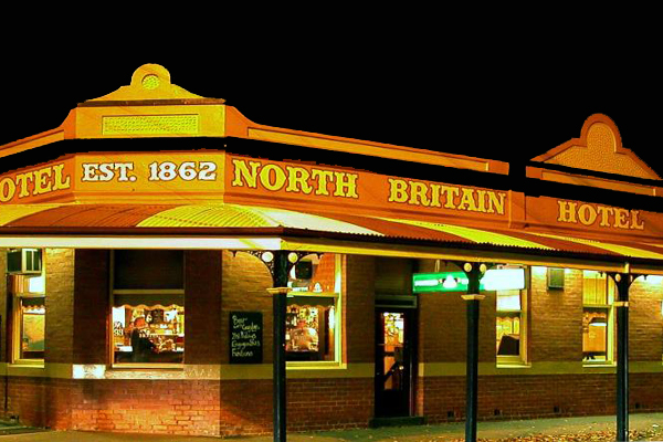 Article image for Pub of the Week review: North Britain Hotel, Ballarat