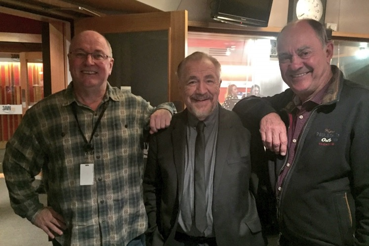 Article image for Ross and John joined in studio by Brian Cox