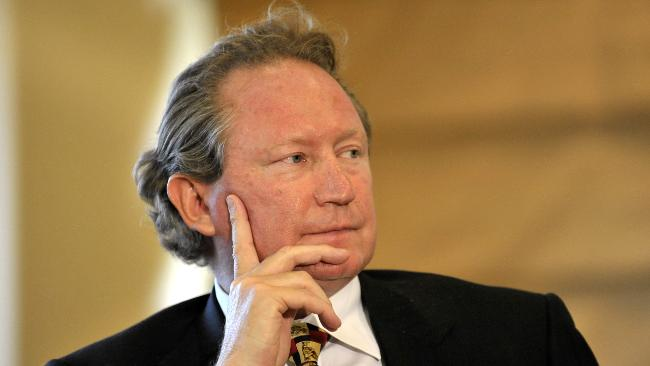 Andrew 'Twiggy' Forrest will give away $400 million of his personal fortune to charity