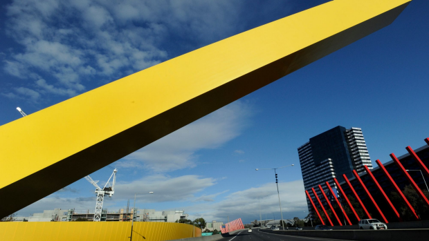 Article image for Drivers slugged $1.8 million daily to use CityLink as Transurban profits soar