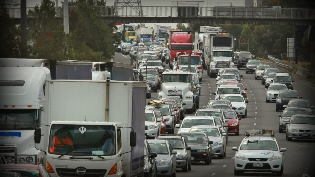 Article image for Greens say changes to the Western Distributor would 'destroy' the west