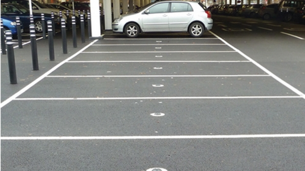 Article image for Is this fair? The sensor parking bays catching out motorists