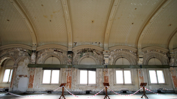 Article image for The crafty idea to transform the Flinders Street Station ballroom