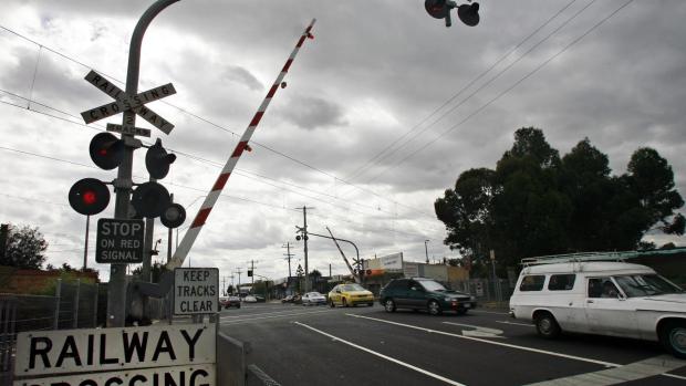 Article image for Union blames Metro for V/Line boom gate fiasco