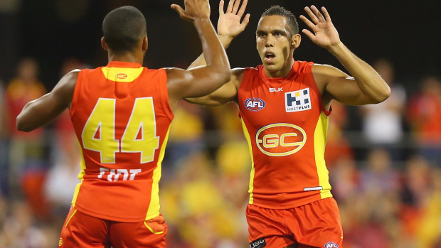 Article image for Gold Coast Suns to trade Harley Bennell