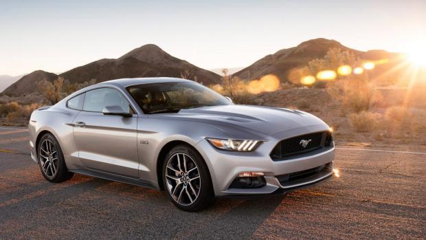Article image for Tom Elliott in line for first Australian shipment of Ford Mustang cars