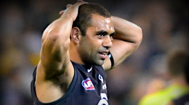 Article image for Chris Yarran could yet remain at Carlton