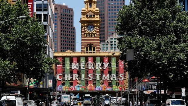 Article image for 'We get whacked if we don't': Robert Doyle defends Melbourne's $4m Christmas festival