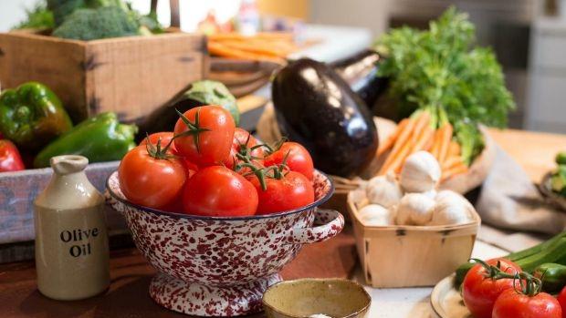 Article image for Flip Shelton's recipe for primavera vegetables