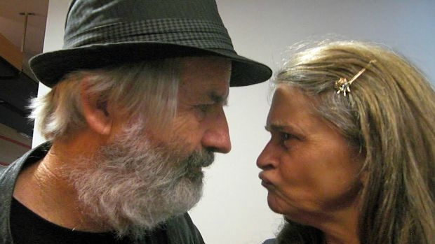 Article image for NAUGHTY TALK – Interview with John Jarratt and Kaarin Fairfax in new film StalkHer