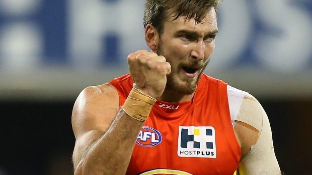Article image for Charlie Dixon to sign five-year deal at Port Adelaide, says Sam 'Scoop' McClure