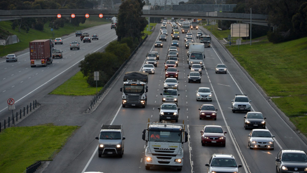 Article image for Major road projects on the agenda as Victoria's population booms