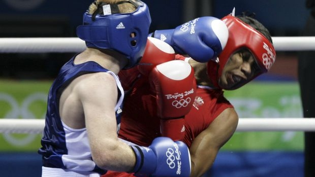 Article image for AMA calls for boxing ban at Olympics