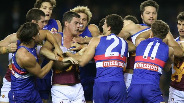 Article image for GAME DAY: Brisbane v Western Bulldogs from the Gabba   3AW Radio