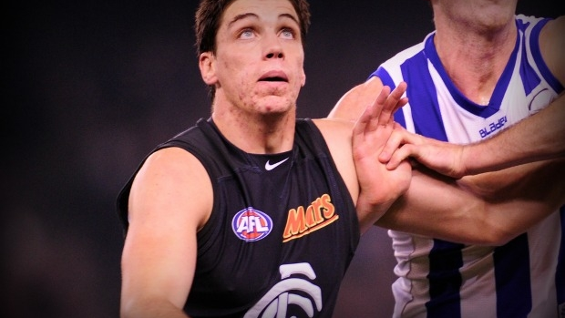 Article image for Collingwood leading race to sign Matthew Kreuzer, says Sam 'Scoop' McClure