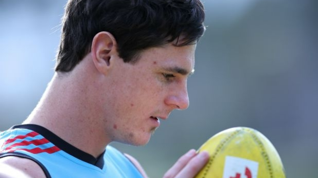 Article image for Jake Carlisle requests trade from Essendon