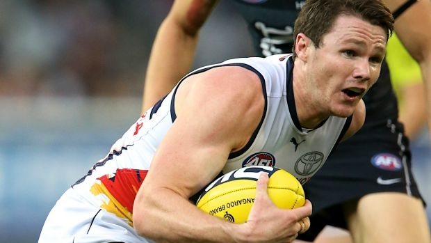 Article image for Dangerfield hasn't made up his mind: Bickley
