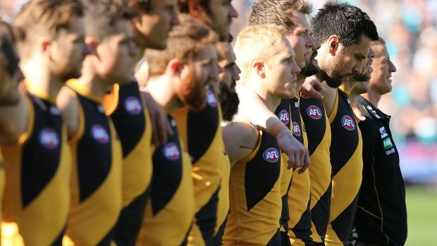 Article image for GAME DAY: Richmond v North Melbourne   3AW Radio