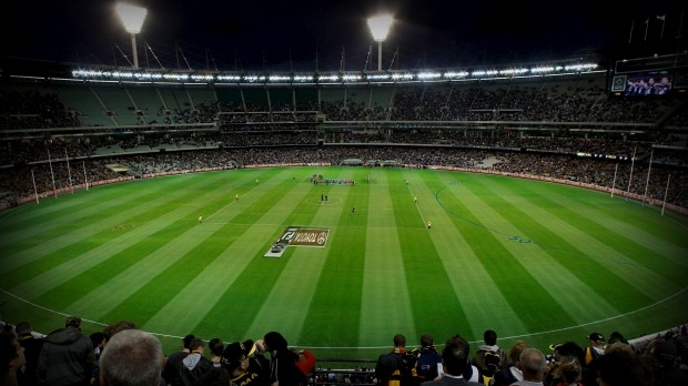 Article image for MCC says it could host Melbourne Storm's NRL preliminary final at the MCG