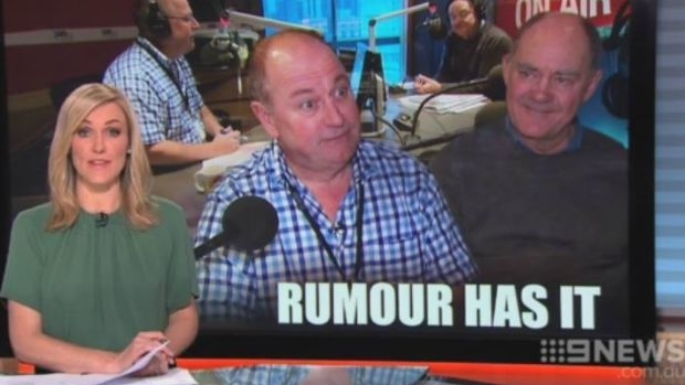 Article image for Behind the scenes of the 3AW Breakfast Rumour File
