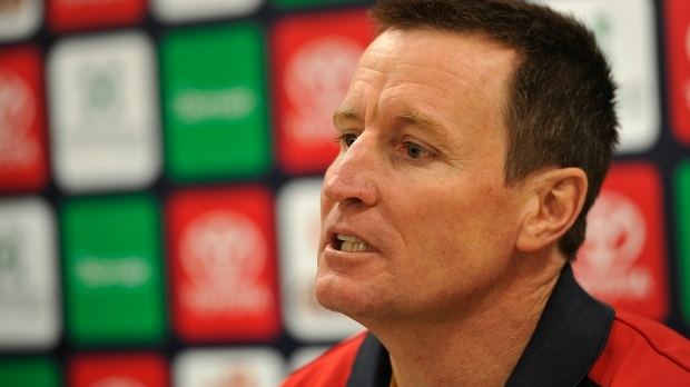 Article image for Matthew Lloyd responds to rumours linking John Worsfold to Essendon coaching job