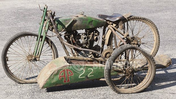 Article image for Rare Harley Davidson tipped to break records