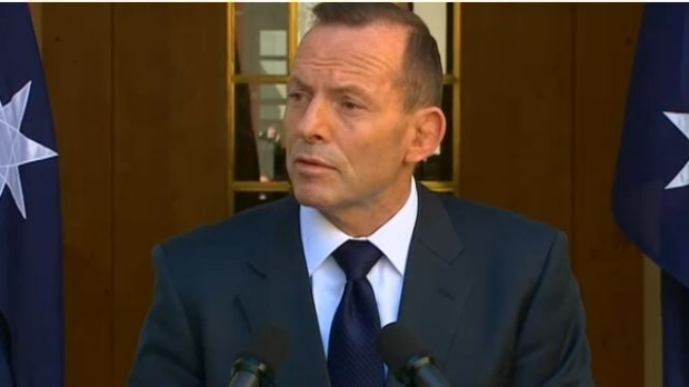 Article image for Tony Abbott says he won't undermine Malcolm Turnbull after being ousted as Prime Minister